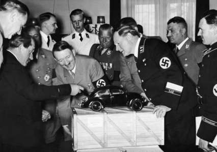 Hitler - Hoffmann-Getty Images