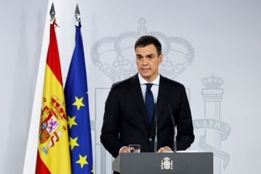 Premiê espanhol Pedro Sánchez anuncia gabinete em Madri