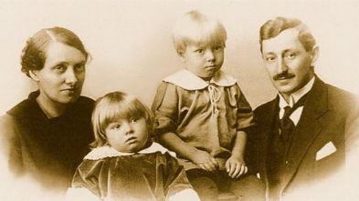 Gunnar Frida e Filhos