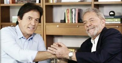Robinson e Lula